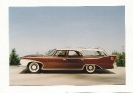 1960 Plymouth Fury Stationwagon