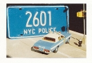 1976 Fury New York City Police.