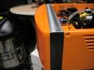 Kosmetik am Hydraulikbagger Hyundai 480 LC M 1:12 -siehe Web Link/Kurzfilme-