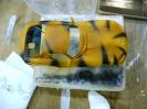 Ein Auto wird zum Tiger