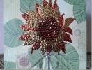 Sonnenblume-Pailletten